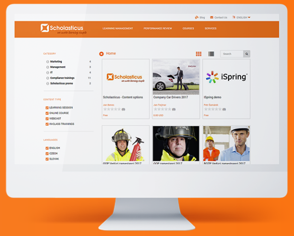 Available on all screens
